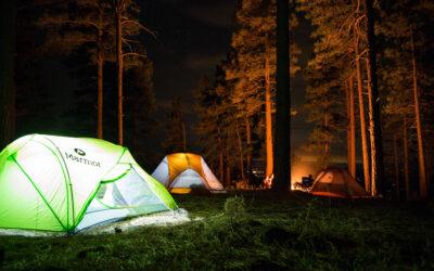 Comment bien dormir au camping ?